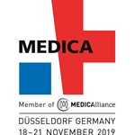 Meet us at Medica 2019, 18-21 November